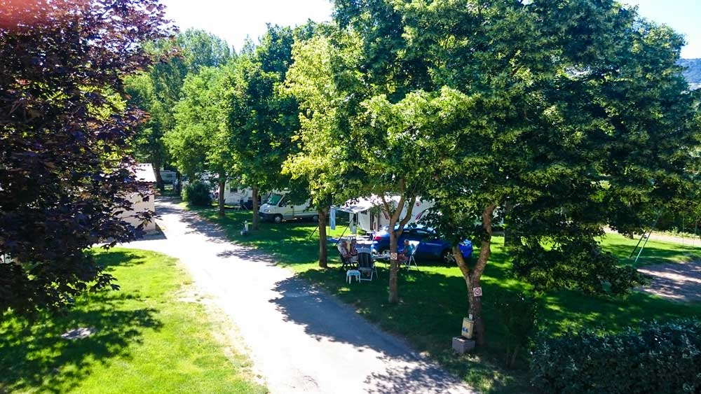 Camping Millau 3 étoiles