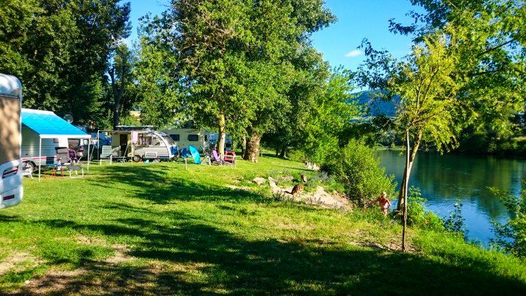 camping 3 etoiles piscine millau