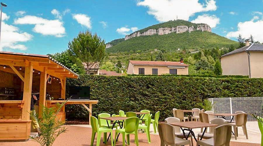 Camping Aveyron 3 étoiles